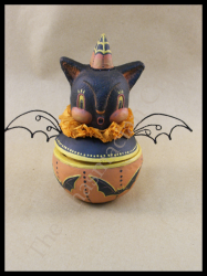 zHowling Bat Candy Bowl