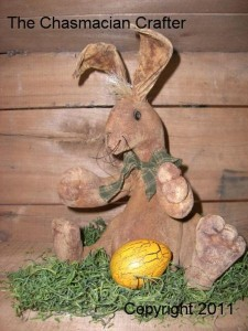 Primitive Zachary the Rabbit EPattern