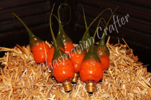 Country Pumpkin Silicone Light Bulb