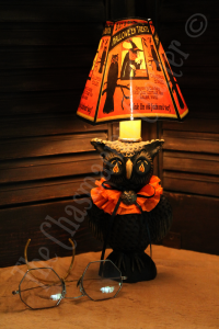 Isaac the Owl Accent Light  (SALE)